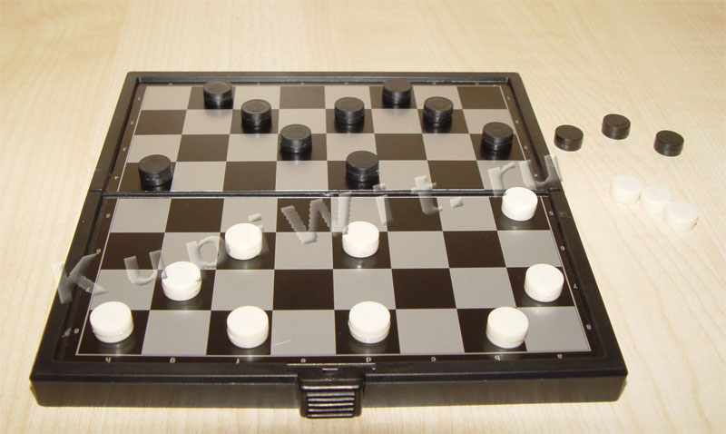 Инструкция по игре в шашки